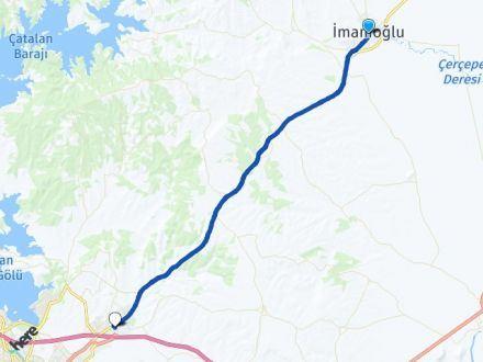 Adana İmamoğlu Sarıçam Arası Kaç Km? Arası Kaç Km Saat? Nerede Yol Haritası Yakıt, Rota ve Mesafe Hesaplama