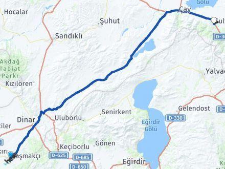 Afyon Başmakçı Sultandağı Arası Kaç Km? Arası Kaç Km Saat? Nerede Yol Haritası Yakıt, Rota ve Mesafe Hesaplama
