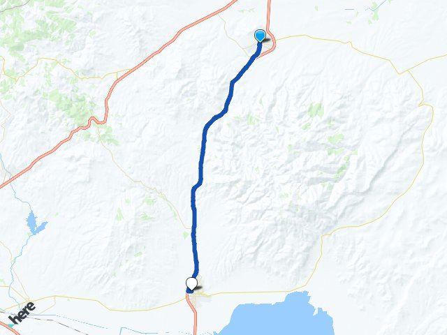 Afyon Emirdağ Bolvadin Arası Kaç Km? Arası Kaç Km Saat? Nerede Yol Haritası Yakıt, Rota ve Mesafe Hesaplama