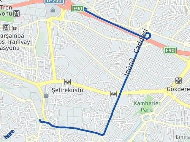 Bursa Osmangazi Arası Kaç Km Arası Kaç Km Saat? Nerede Yol Haritası Yakıt, Rota ve Mesafe Hesaplama
