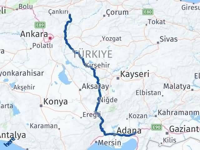 Çankırı Toprakkale Osmaniye Arası Kaç Km? - Kmhesaplama.com Arası Kaç Km Saat? Nerede Yol Haritası Yakıt, Rota ve Mesafe Hesaplama