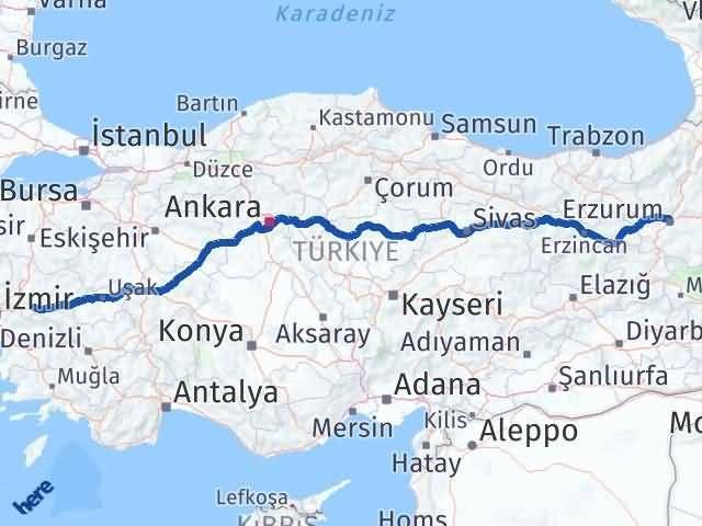 Erzurum Ahmetli Manisa Arası Kaç Km? - Kmhesaplama.com Arası Kaç Km Saat? Nerede Yol Haritası Yakıt, Rota ve Mesafe Hesaplama