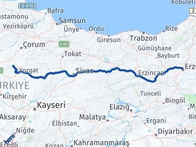 Erzurum Boğazkale Çorum Arası Kaç Km? - Kmhesaplama.com Arası Kaç Km Saat? Nerede Yol Haritası Yakıt, Rota ve Mesafe Hesaplama