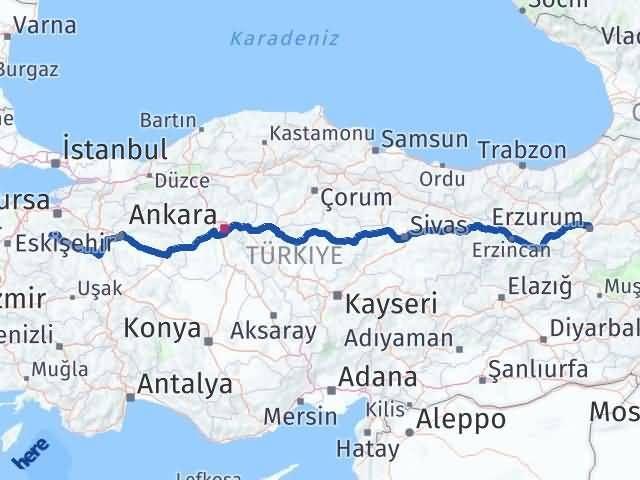 Erzurum Büyükorhan Bursa Arası Kaç Km? - Kmhesaplama.com Arası Kaç Km Saat? Nerede Yol Haritası Yakıt, Rota ve Mesafe Hesaplama