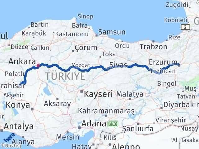 Erzurum Çeltik Konya Arası Kaç Km? - Kmhesaplama.com Arası Kaç Km Saat? Nerede Yol Haritası Yakıt, Rota ve Mesafe Hesaplama