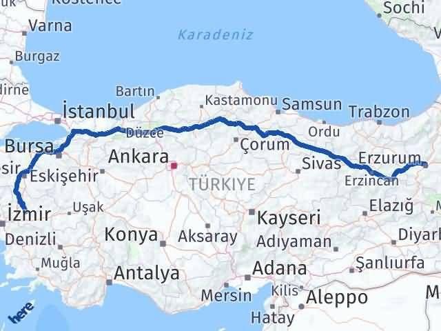 Erzurum Gölmarmara Manisa Arası Kaç Km? - Kmhesaplama.com Arası Kaç Km Saat? Nerede Yol Haritası Yakıt, Rota ve Mesafe Hesaplama