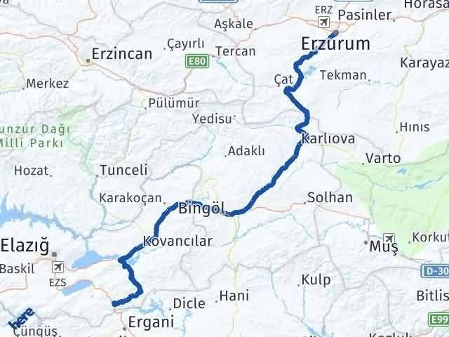 Erzurum Maden Elazığ Arası Kaç Km? - Kmhesaplama.com Arası Kaç Km Saat? Nerede Yol Haritası Yakıt, Rota ve Mesafe Hesaplama