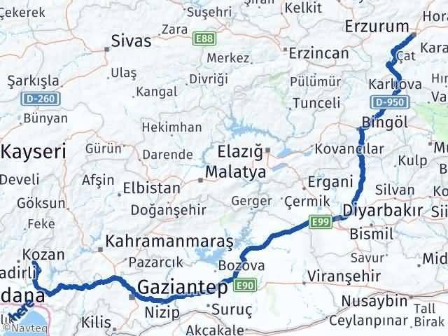 Erzurum Sumbas Osmaniye Arası Kaç Km? - Kmhesaplama.com Arası Kaç Km Saat? Nerede Yol Haritası Yakıt, Rota ve Mesafe Hesaplama