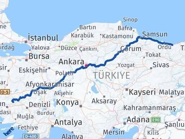 Giresun Beydağ İzmir Arası Kaç Km? - Kmhesaplama.com Arası Kaç Km Saat? Nerede Yol Haritası Yakıt, Rota ve Mesafe Hesaplama