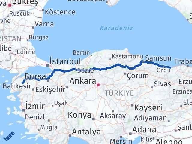 Giresun Çan Çanakkale Arası Kaç Km? - Kmhesaplama.com Arası Kaç Km Saat? Nerede Yol Haritası Yakıt, Rota ve Mesafe Hesaplama
