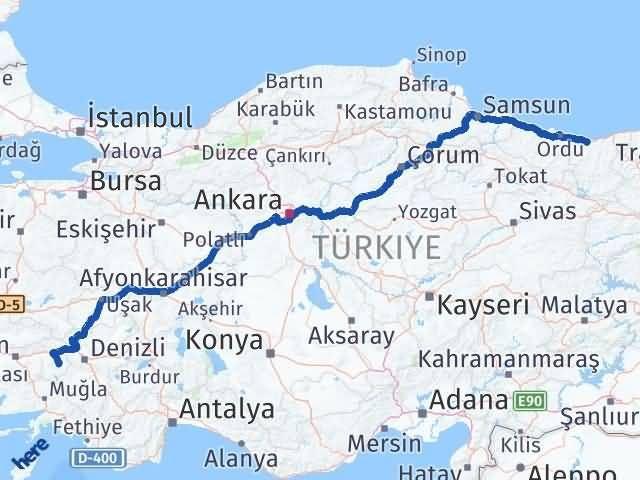 Giresun Karacasu Aydın Arası Kaç Km? - Kmhesaplama.com Arası Kaç Km Saat? Nerede Yol Haritası Yakıt, Rota ve Mesafe Hesaplama