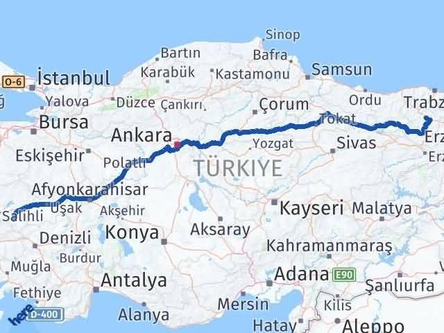 Gümüşhane Alaşehir Manisa Arası Kaç Km? - Kmhesaplama.com Arası Kaç Km Saat? Nerede Yol Haritası Yakıt, Rota ve Mesafe Hesaplama