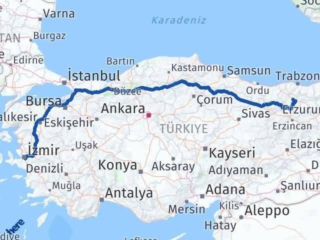 Gümüşhane Buca İzmir Arası Kaç Km? - Kmhesaplama.com Arası Kaç Km Saat? Nerede Yol Haritası Yakıt, Rota ve Mesafe Hesaplama