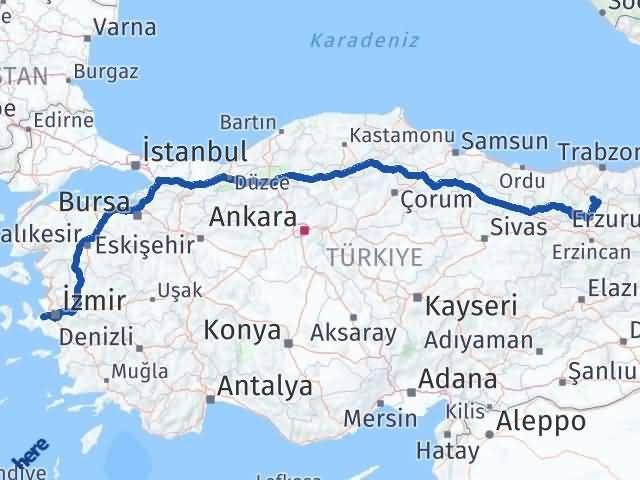 Gümüşhane Güzelbahçe İzmir Arası Kaç Km? - Kmhesaplama.com Arası Kaç Km Saat? Nerede Yol Haritası Yakıt, Rota ve Mesafe Hesaplama