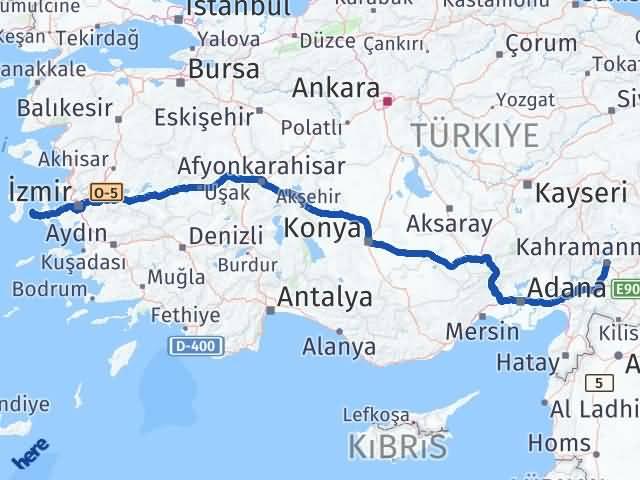 Maraş Çeşme İzmir Arası Kaç Km? - Kmhesaplama.com Arası Kaç Km Saat? Nerede Yol Haritası Yakıt, Rota ve Mesafe Hesaplama
