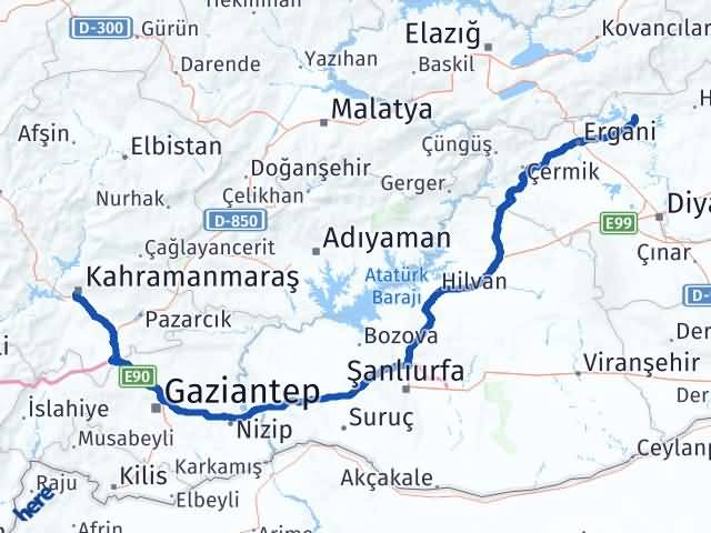 Maraş Dicle Diyarbakır Arası Kaç Km? - Kmhesaplama.com Arası Kaç Km Saat? Nerede Yol Haritası Yakıt, Rota ve Mesafe Hesaplama