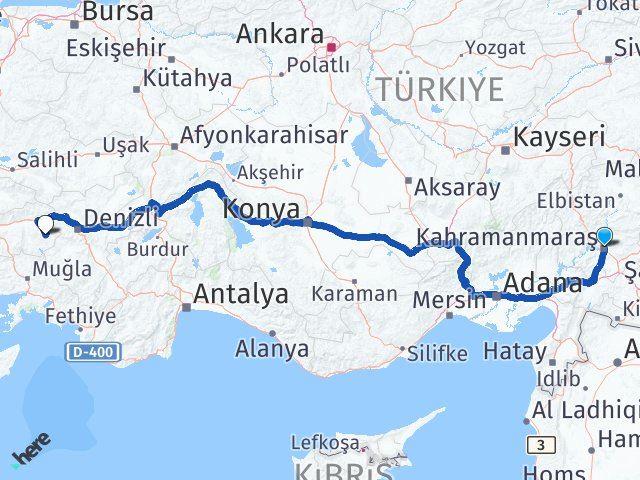 Maraş Karacasu Aydın Arası Kaç Km? - Kmhesaplama.com Arası Kaç Km Saat? Nerede Yol Haritası Yakıt, Rota ve Mesafe Hesaplama