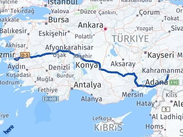 Maraş Narlıdere İzmir Arası Kaç Km? - Kmhesaplama.com Arası Kaç Km Saat? Nerede Yol Haritası Yakıt, Rota ve Mesafe Hesaplama