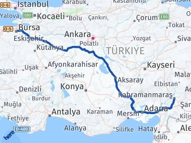 Maraş Osmangazi Bursa Arası Kaç Km? - Kmhesaplama.com Arası Kaç Km Saat? Nerede Yol Haritası Yakıt, Rota ve Mesafe Hesaplama