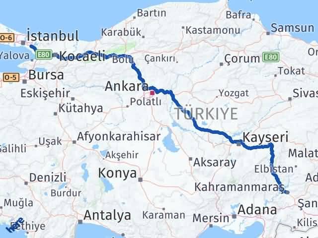 Maraş Sancaktepe İstanbul Arası Kaç Km? - Kmhesaplama.com Arası Kaç Km Saat? Nerede Yol Haritası Yakıt, Rota ve Mesafe Hesaplama