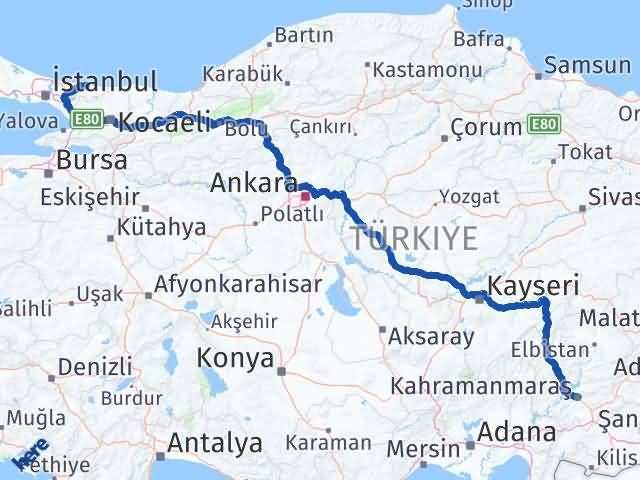 Maraş Şile İstanbul Arası Kaç Km? - Kmhesaplama.com Arası Kaç Km Saat? Nerede Yol Haritası Yakıt, Rota ve Mesafe Hesaplama