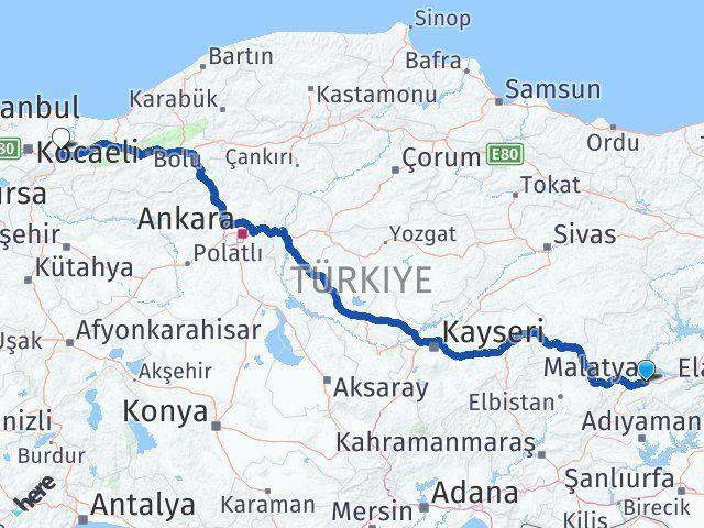 Malatya Adapazarı Sakarya Arası Kaç Km? - Kmhesaplama.com Arası Kaç Km Saat? Nerede Yol Haritası Yakıt, Rota ve Mesafe Hesaplama