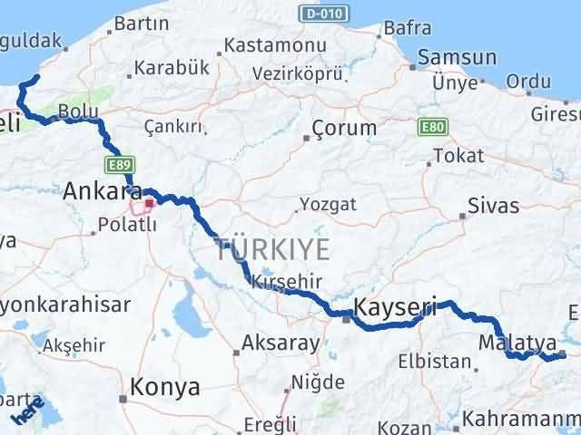 Malatya Alaplı Zonguldak Arası Kaç Km? - Kmhesaplama.com Arası Kaç Km Saat? Nerede Yol Haritası Yakıt, Rota ve Mesafe Hesaplama
