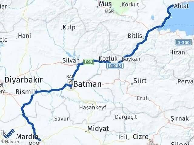 Mardin Ahlat Bitlis Arası Kaç Km? - Kmhesaplama.com Arası Kaç Km Saat? Nerede Yol Haritası Yakıt, Rota ve Mesafe Hesaplama