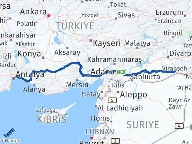 Mardin Aksu Antalya Arası Kaç Km? - Kmhesaplama.com Arası Kaç Km Saat? Nerede Yol Haritası Yakıt, Rota ve Mesafe Hesaplama
