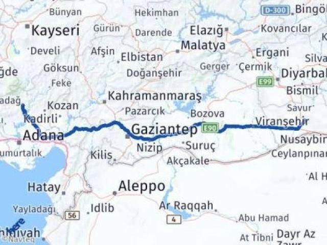 Mardin Aladağ Adana Arası Kaç Km? - Kmhesaplama.com Arası Kaç Km Saat? Nerede Yol Haritası Yakıt, Rota ve Mesafe Hesaplama