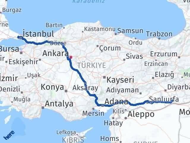 Mardin Başakşehir İstanbul Arası Kaç Km? - Kmhesaplama.com Arası Kaç Km Saat? Nerede Yol Haritası Yakıt, Rota ve Mesafe Hesaplama