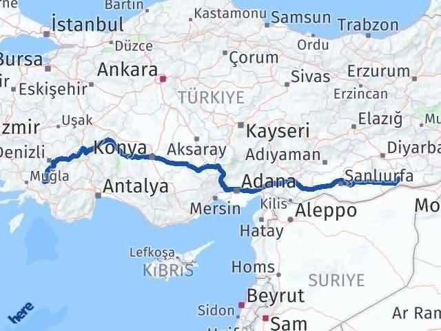 Mardin Beyağaç Denizli Arası Kaç Km? - Kmhesaplama.com Arası Kaç Km Saat? Nerede Yol Haritası Yakıt, Rota ve Mesafe Hesaplama