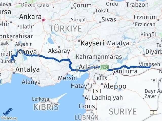 Mardin Çeltikçi Burdur Arası Kaç Km? - Kmhesaplama.com Arası Kaç Km Saat? Nerede Yol Haritası Yakıt, Rota ve Mesafe Hesaplama