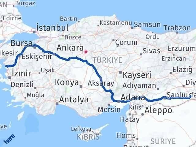 Mardin Dikili İzmir Arası Kaç Km? - Kmhesaplama.com Arası Kaç Km Saat? Nerede Yol Haritası Yakıt, Rota ve Mesafe Hesaplama