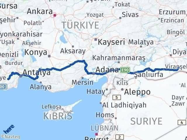 Mardin Elmalı Antalya Arası Kaç Km? - Kmhesaplama.com Arası Kaç Km Saat? Nerede Yol Haritası Yakıt, Rota ve Mesafe Hesaplama