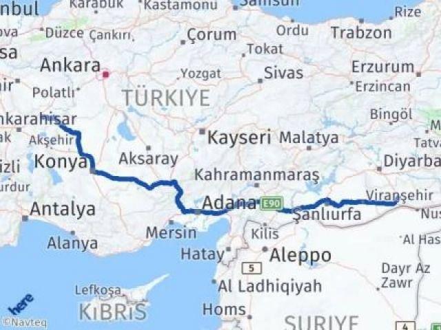 Mardin Emirdağ Afyon Arası Kaç Km? - Kmhesaplama.com Arası Kaç Km Saat? Nerede Yol Haritası Yakıt, Rota ve Mesafe Hesaplama