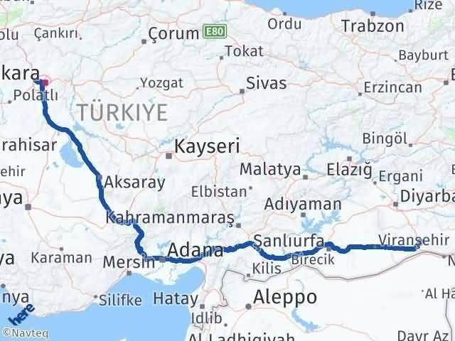 Mardin Etimesgut Ankara Arası Kaç Km? - Kmhesaplama.com Arası Kaç Km Saat? Nerede Yol Haritası Yakıt, Rota ve Mesafe Hesaplama