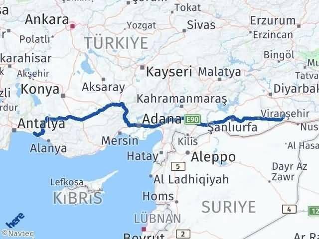 Mardin Manavgat Antalya Arası Kaç Km? - Kmhesaplama.com Arası Kaç Km Saat? Nerede Yol Haritası Yakıt, Rota ve Mesafe Hesaplama