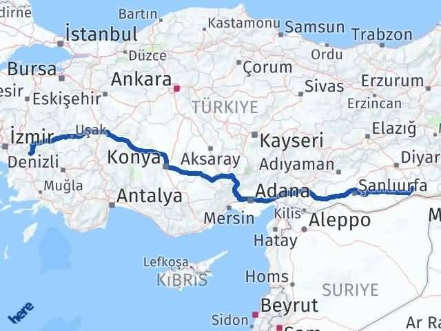 Mardin Ödemiş İzmir Arası Kaç Km? - Kmhesaplama.com Arası Kaç Km Saat? Nerede Yol Haritası Yakıt, Rota ve Mesafe Hesaplama