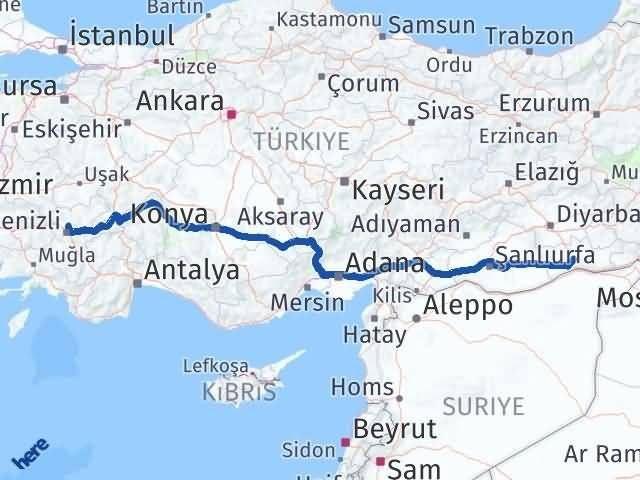 Mardin Pamukkale Denizli Arası Kaç Km? - Kmhesaplama.com Arası Kaç Km Saat? Nerede Yol Haritası Yakıt, Rota ve Mesafe Hesaplama