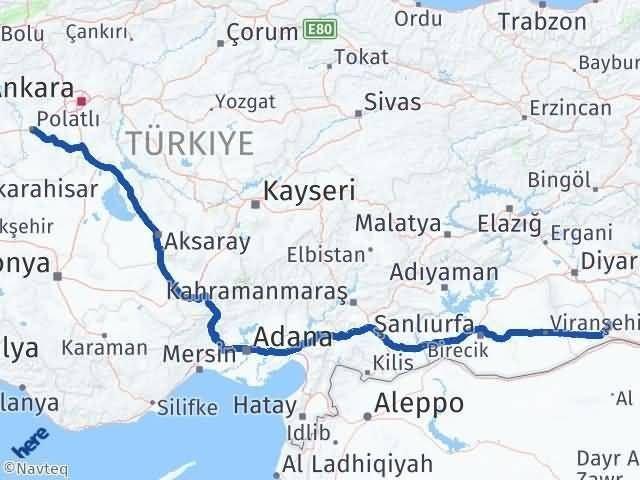 Mardin Polatlı Ankara Arası Kaç Km? - Kmhesaplama.com Arası Kaç Km Saat? Nerede Yol Haritası Yakıt, Rota ve Mesafe Hesaplama