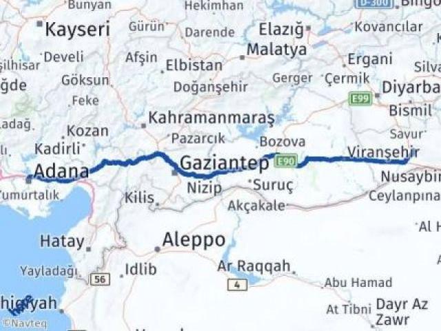 Mardin Seyhan Adana Arası Kaç Km? - Kmhesaplama.com Arası Kaç Km Saat? Nerede Yol Haritası Yakıt, Rota ve Mesafe Hesaplama