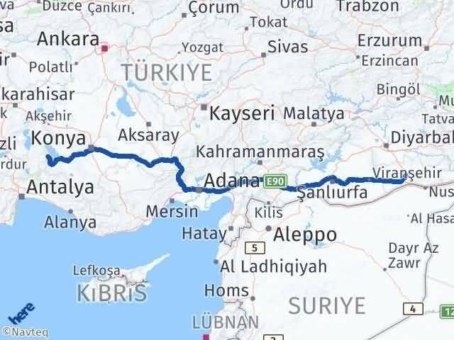 Mardin Yenişarbademli Isparta Arası Kaç Km? Arası Kaç Km Saat? Nerede Yol Haritası Yakıt, Rota ve Mesafe Hesaplama