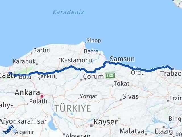 Trabzon ile Düzce Arası Kaç Km? Kaç Saat? - Kmhesaplama.com Arası Kaç Km Saat? Nerede Yol Haritası Yakıt, Rota ve Mesafe Hesaplama