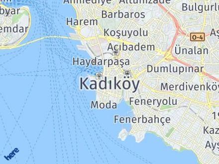 Kadıköy Arası Kaç Km? Kadıköy İlçe Haritası