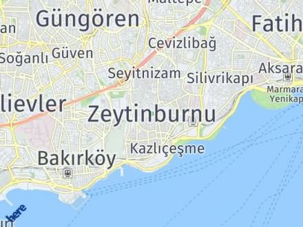 Zeytinburnu Arası Kaç Km? Zeytinburnu İlçe Haritası
